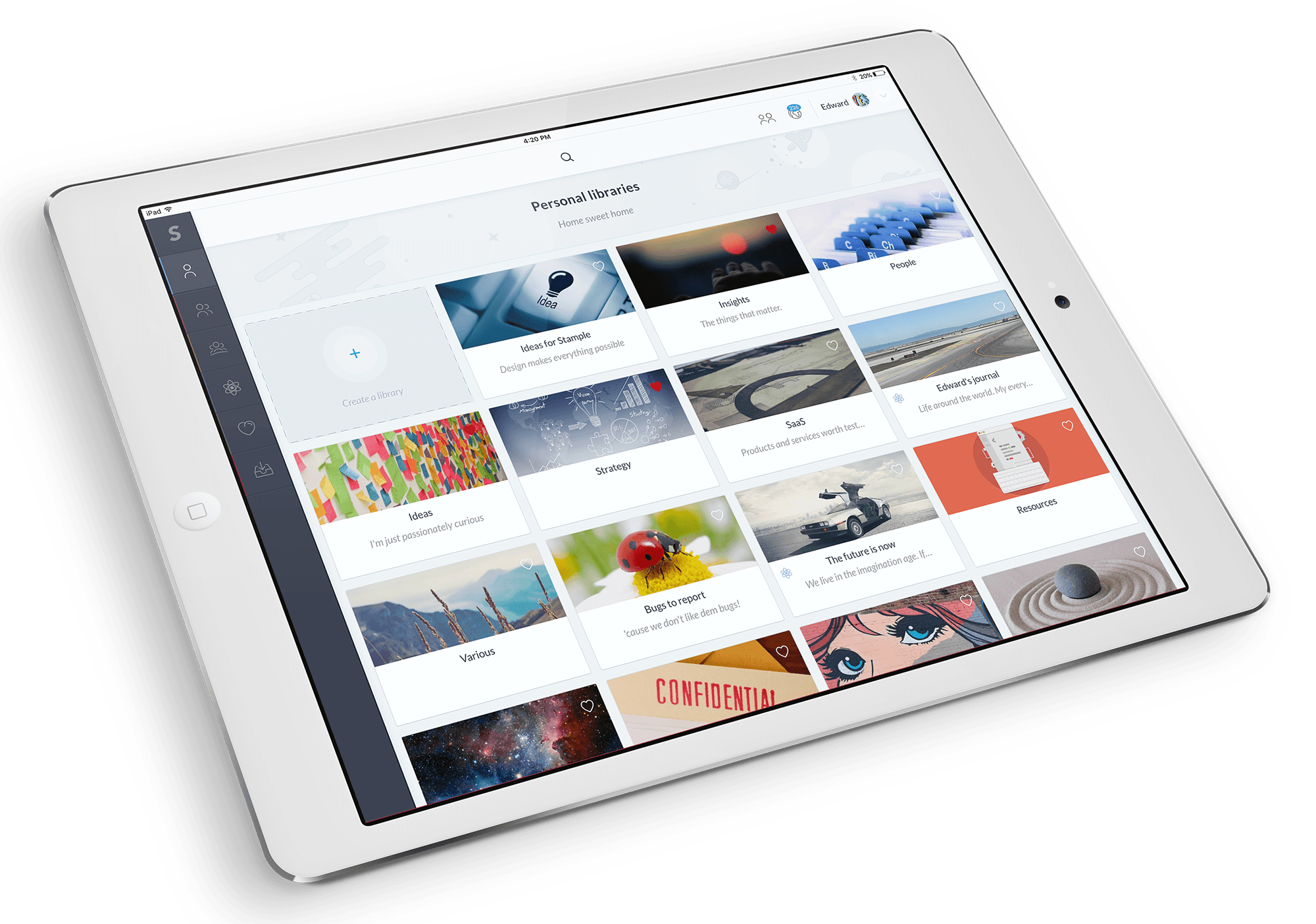Ipad-showcase